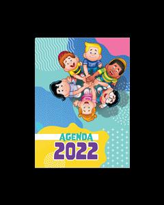 Agenda Infantil 2022 - Nosso Amiguinho