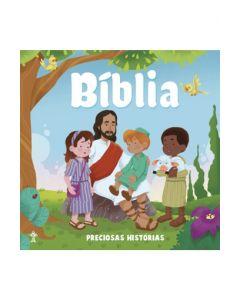 Bíblia Preciosas Histórias