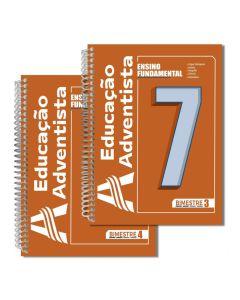 SIE - Sistema Interativo Ensino- 7º Ano - 2º Semestre
