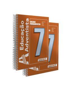 SIE - Sistema Interativo Ensino- 7º Ano - 1º Semestre