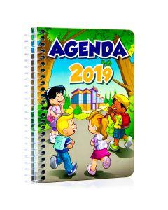Agenda Infantil 2019