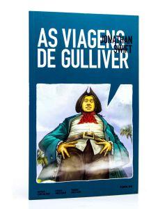As Viagens de Gulliver em Quadrinhos