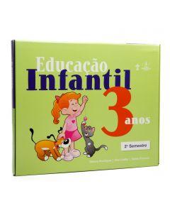 Sistema Interativo de Ensino - Maternal - 2º Semestre
