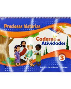 Caderno de Atividade Preciosas - Vol. 3